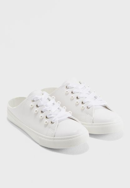Pearl Slipon Sneaker