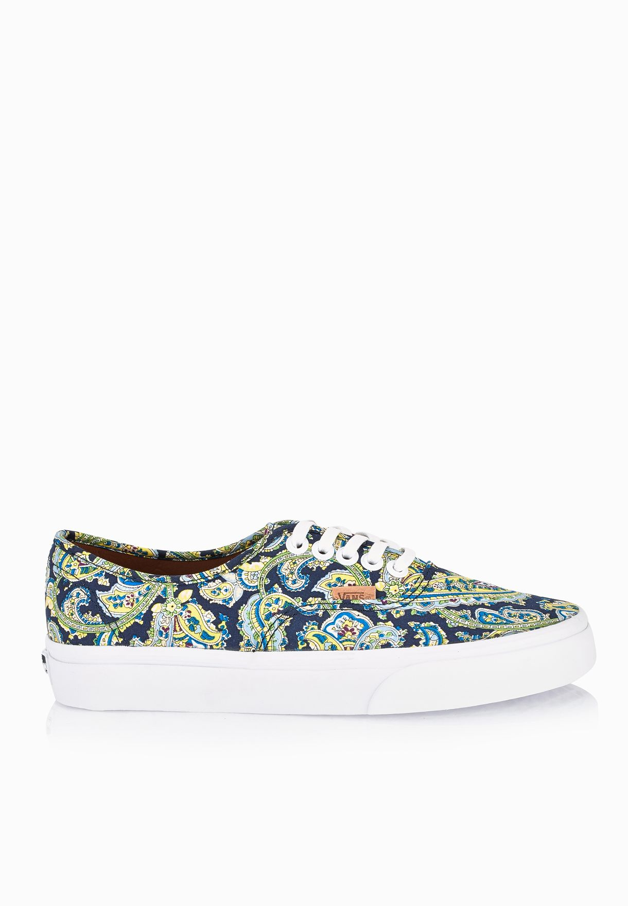 983a7920ee Shop Vans prints Authentic Liberty Print Sneakers for Women in UAE ...