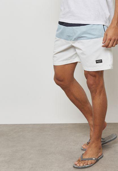 Divison Swim Shorts