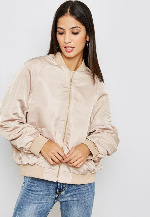 1d8c4478ac Bomber Jackets for Women and Men