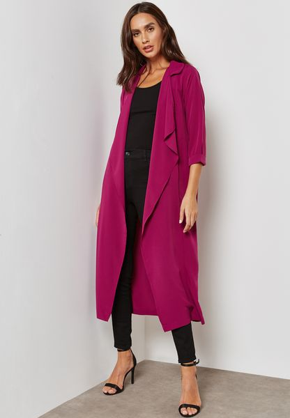 Waterfall Longline Jacket