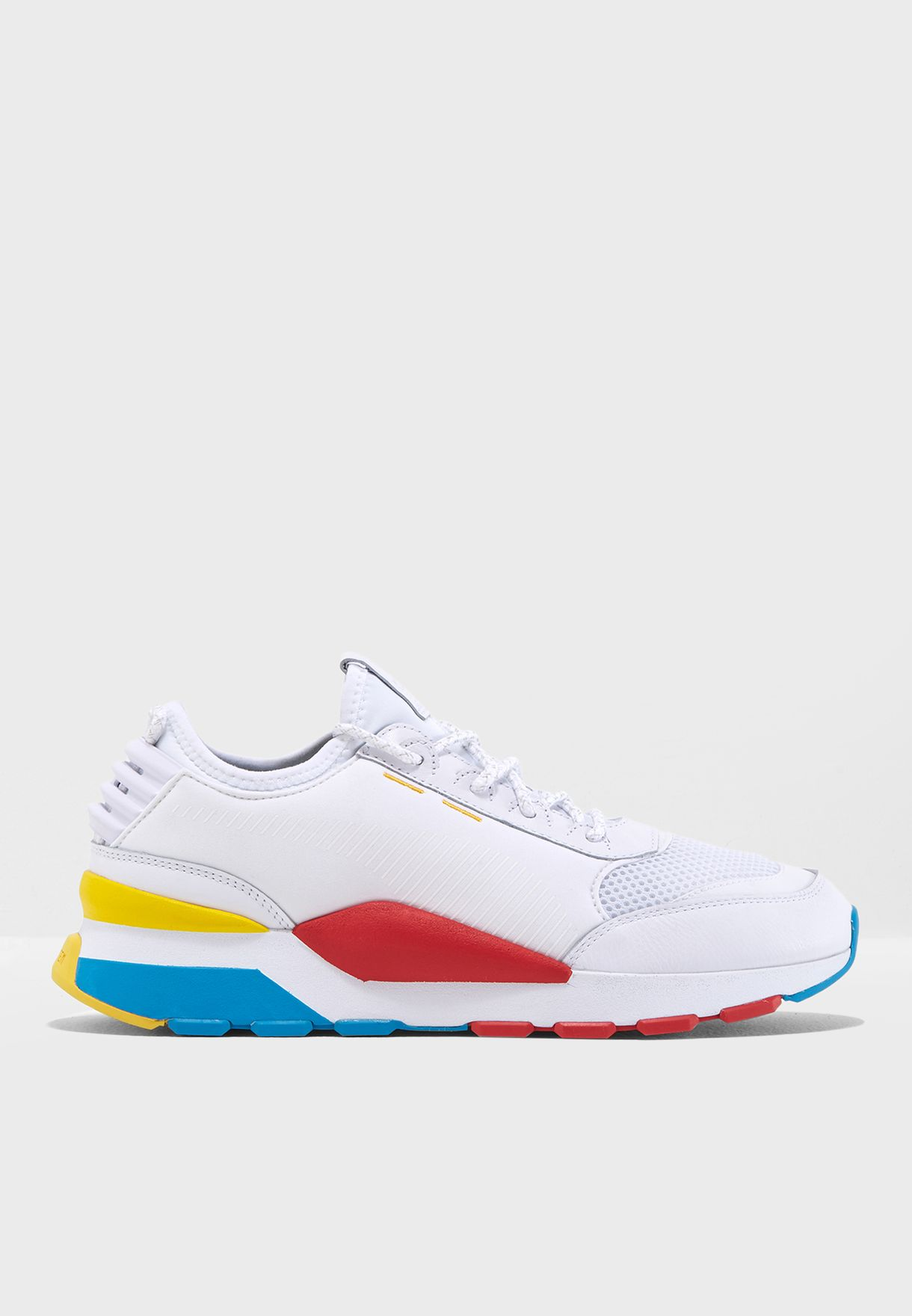 eeba82e3c7 Shop PUMA white RS-0 Play 36751501 for Men in UAE - PU020SH94OCR