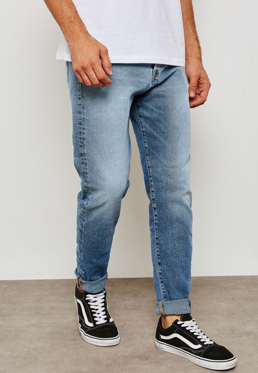Fred Washed Jeans