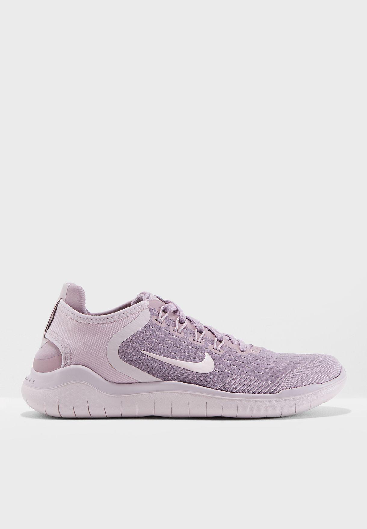 cd7a8befe7d5e Shop Nike purple Free RN 2018 942837-600 for Women in Saudi ...