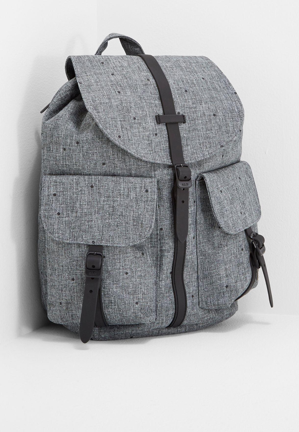 4ca0a081e1c Shop Herschel grey Dawson X-Small Backpack 10301-01160-OS for Women ...