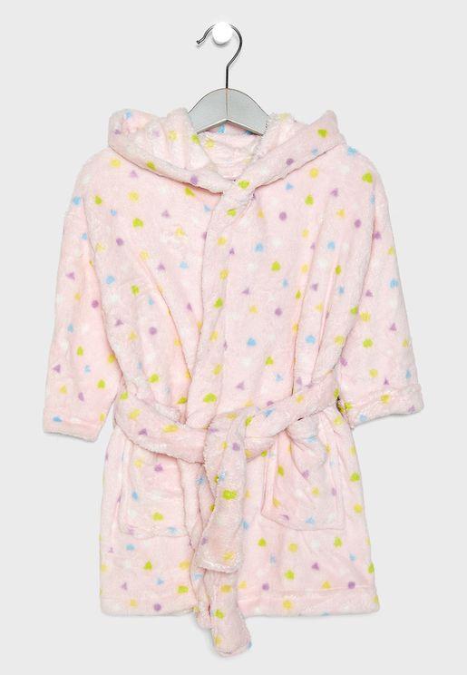 Little Unicorn Robe