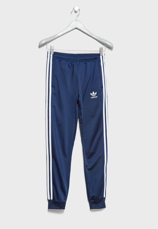 Youth adicolor Superstar Cuffed Sweatpants