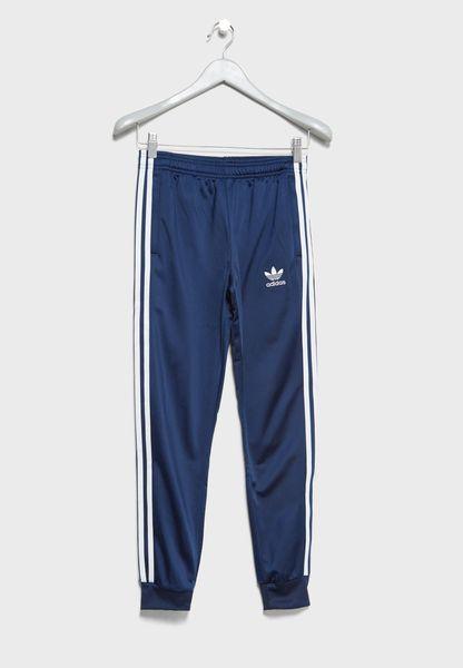 Youth Superstar Cuffed Sweatpants