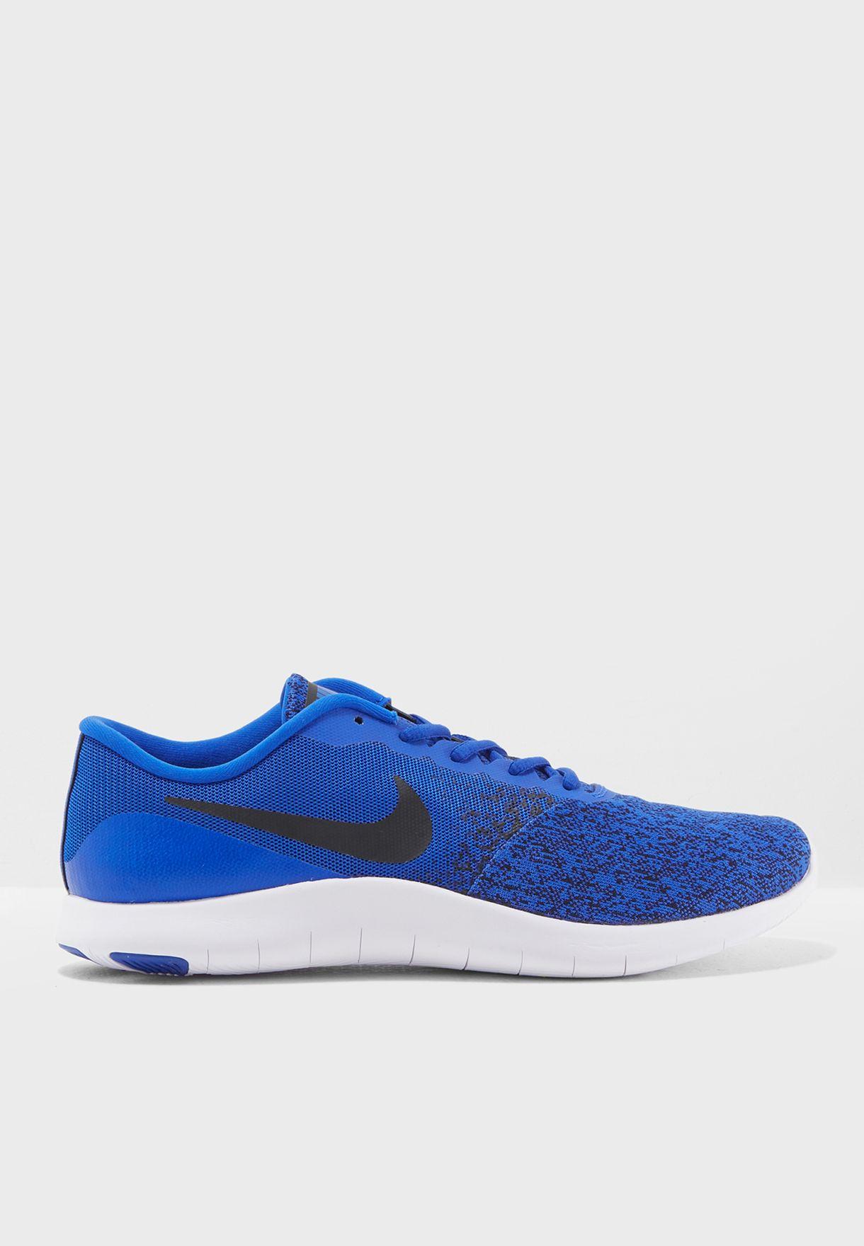 3223141cec405 Shop Nike blue Flex Contact 908983-404 for Men in Saudi - NI727SH94ZRT
