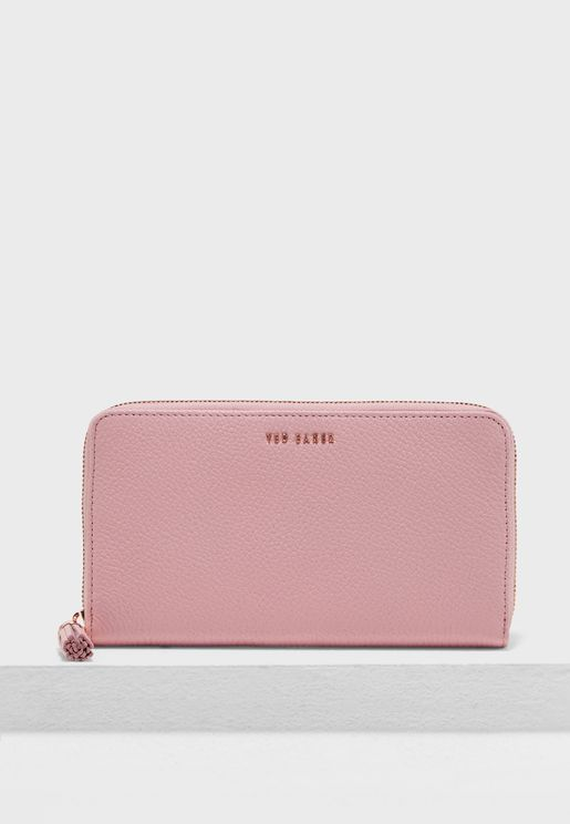 Sheea  Zip Around Purse