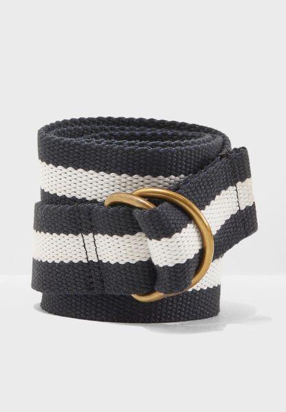 Adjustable Canvas Belt