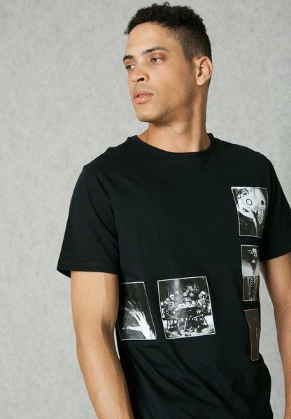Photograph Longline T-Shirt