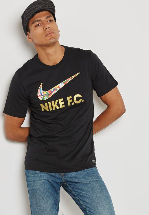 F.C. Flag Swoosh T-Shirt