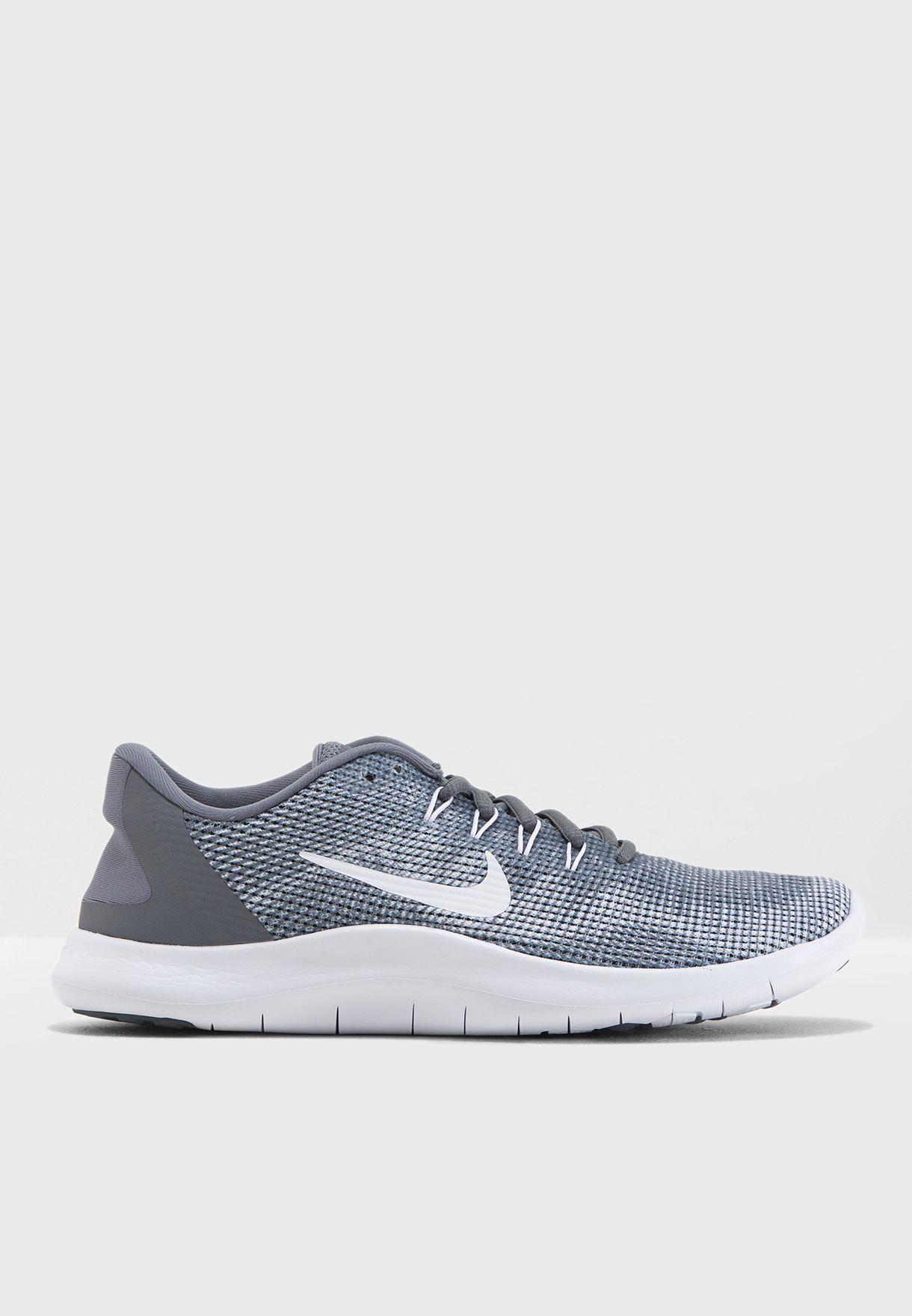 40d457752b6 Shop Nike grey Flex 2018 RN AA7408-010 for Women in Saudi - NI727SH94VEJ
