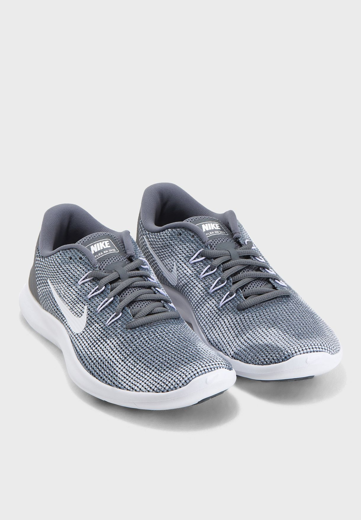 318b2f1d7fe Shop Nike grey Flex 2018 RN AA7408-010 for Women in UAE - NI727SH94VEJ