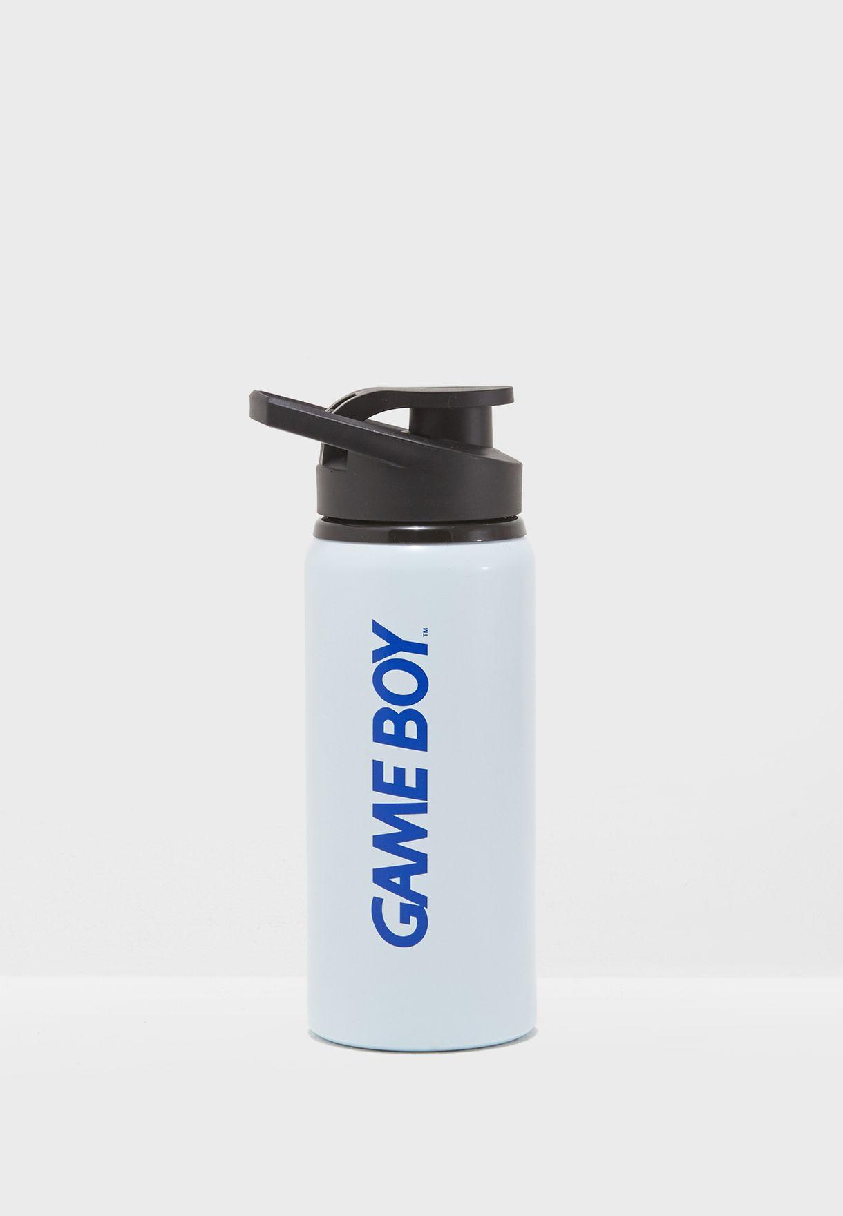 Game Boy Water Bottle