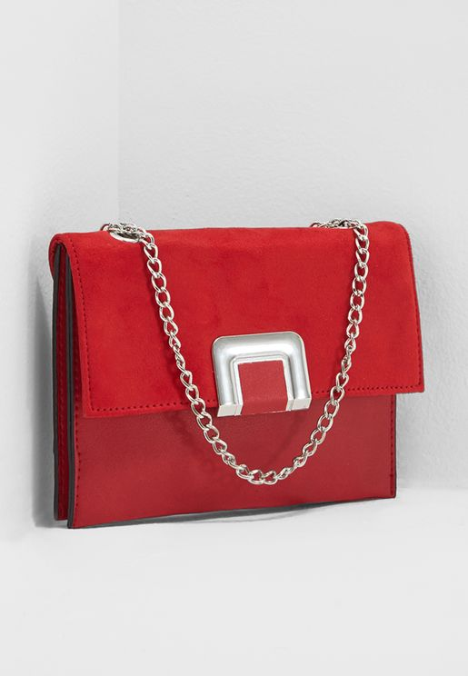 Sleek Fitting Shoulder Chain Crossbody