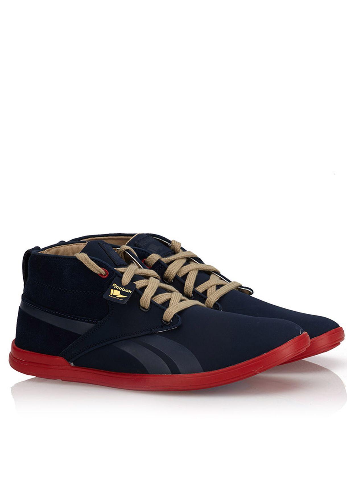 Buy Reebok navy Royal Chukka Focus for