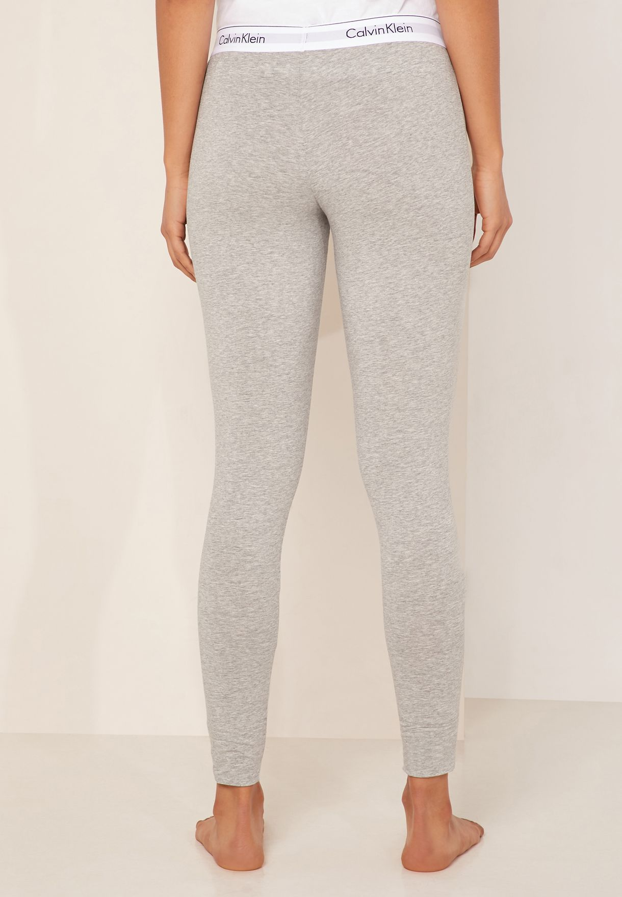 Logo Band Leggings