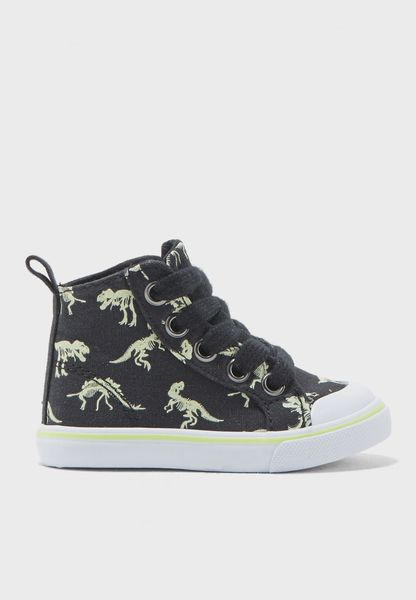 Infant Dino Sneakers