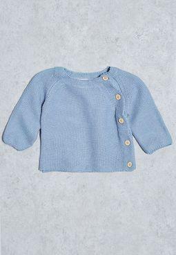 Infant Button Cardigan