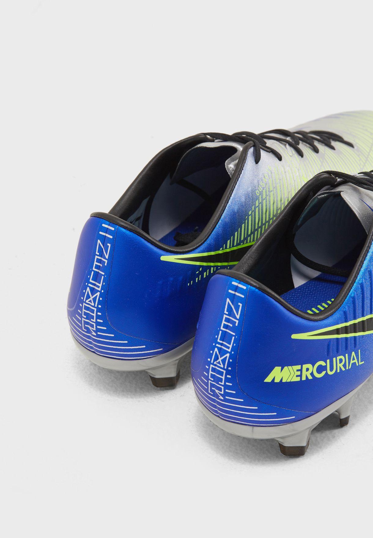 5118388f16e Shop Nike multicolor Mercurial Veloce III NJR FG 921505-407 for Men ...