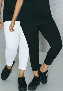 2 Pack Ankle Leggings