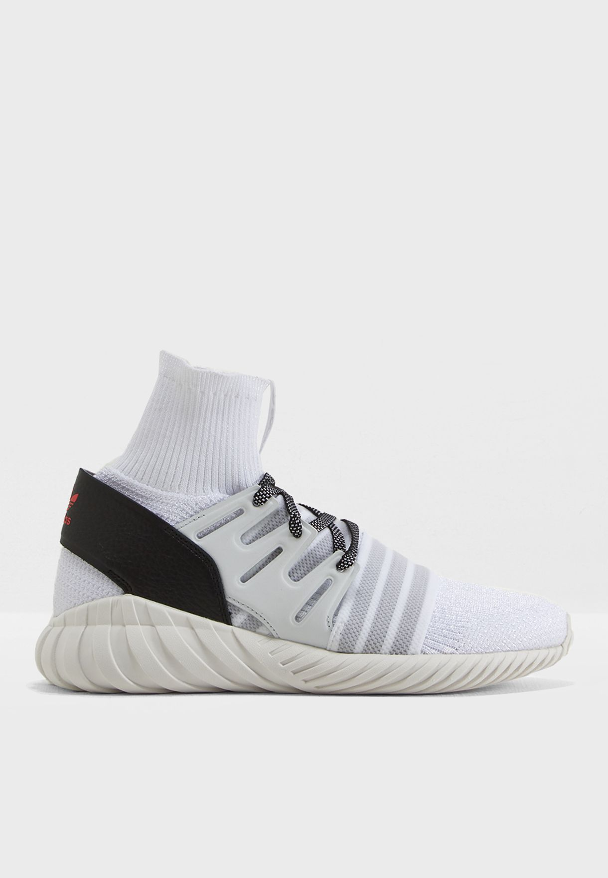 finest selection 97a05 f6445 Shop adidas Originals white Tubular Doom PK CQ0936 for Men in UAE ...