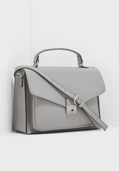 Becks Structured Satchel