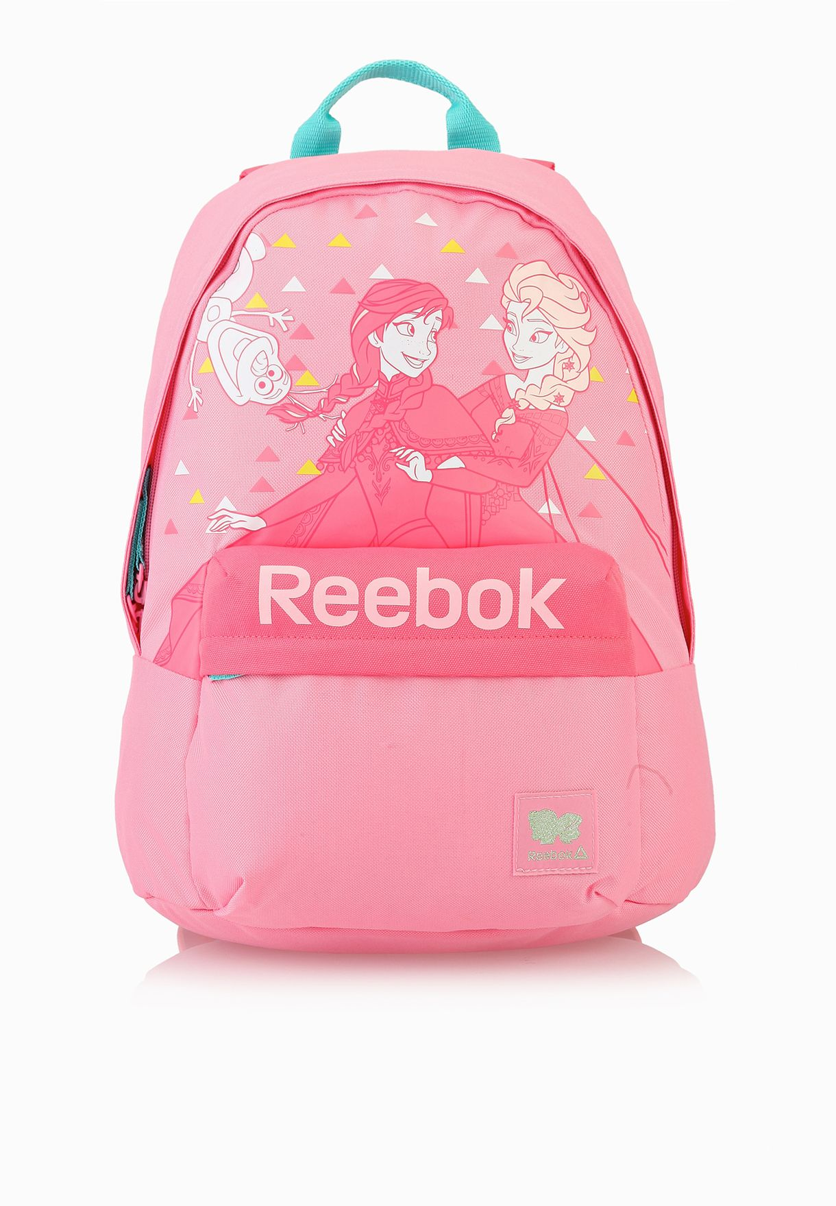 Shop Reebok pink Disney Frozen Backpack AK2391 for Kids in UAE ...