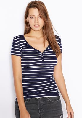 Ginger Striped T-Shirt