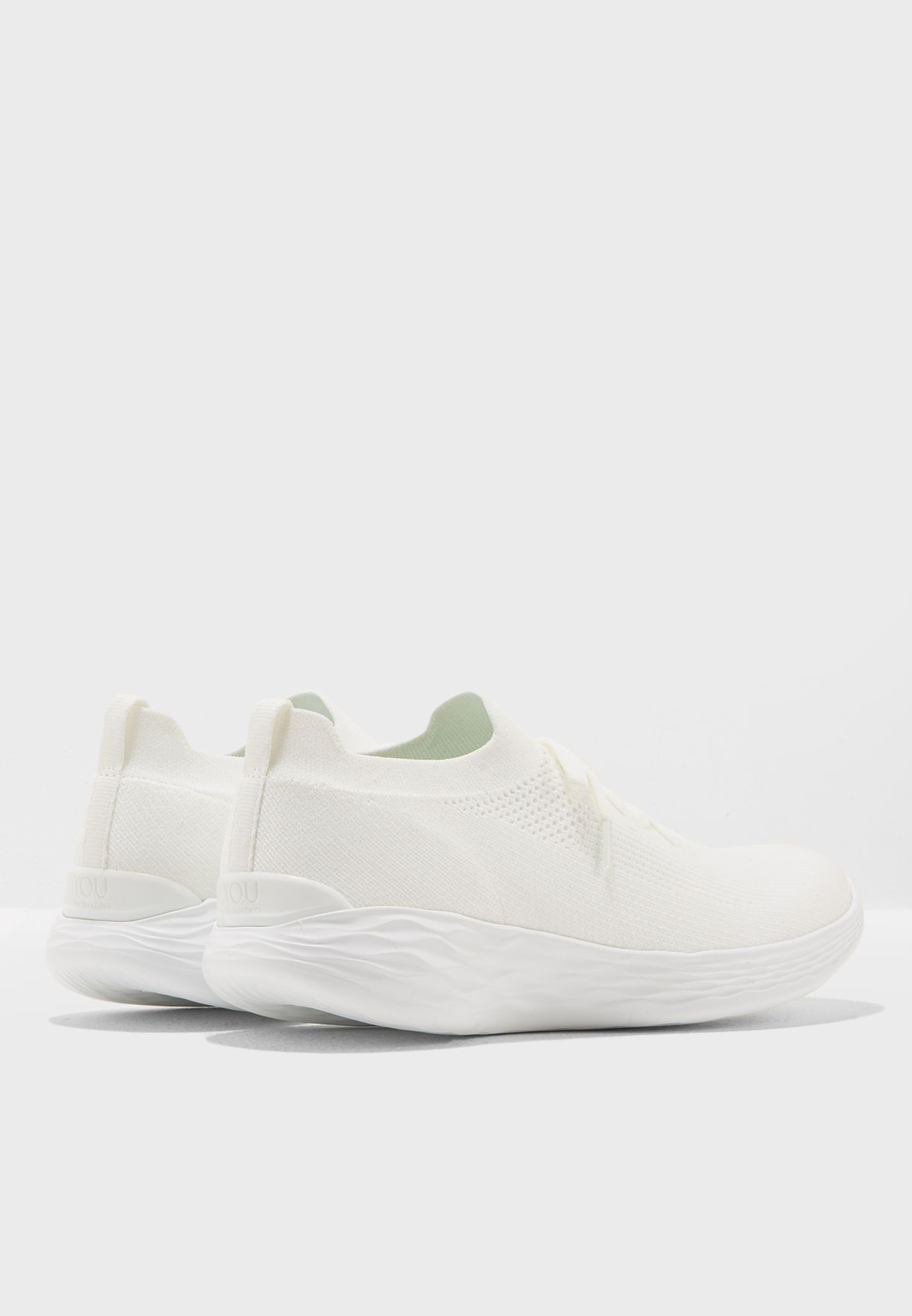 Shop Skechers Weiß You One 14957 WHT WHT WHT for Damens in Kuwait SK034SH94EGB a7b616