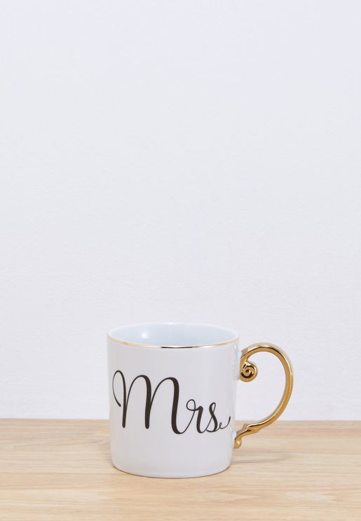 Mrs.Love In The Air Mug