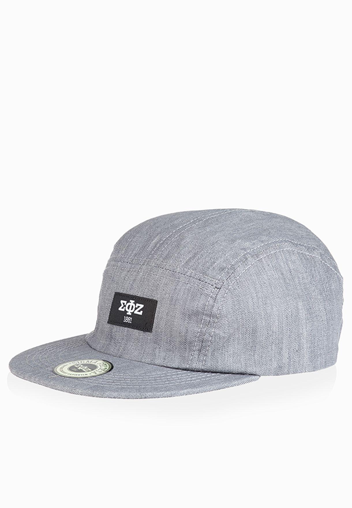 bf75c396cbb Shop Topman grey Fashion Snapback 56J11JGRY for Men in Oman - TO857AC94MMZ