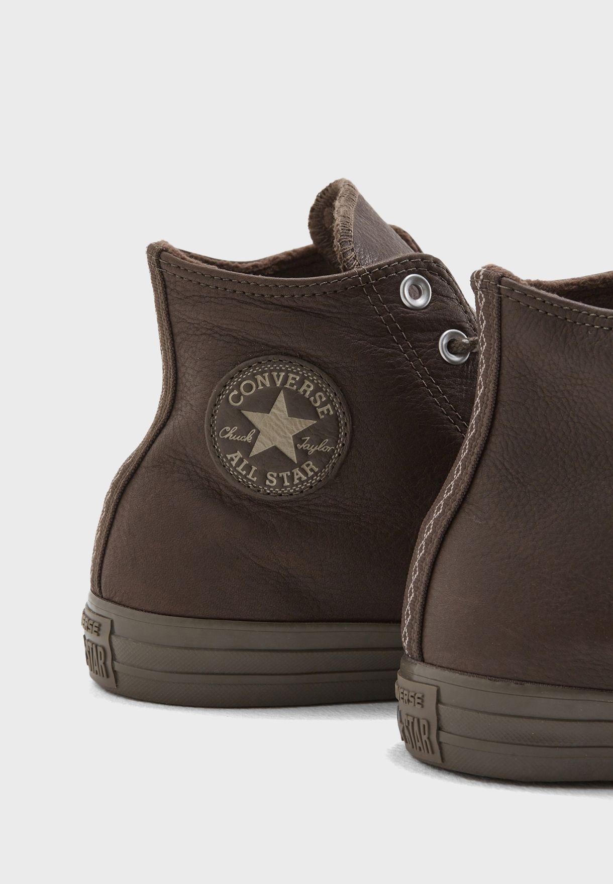 75950a35560e Shop Converse browns Chuck Taylor All Star CN157513C-210 for ...