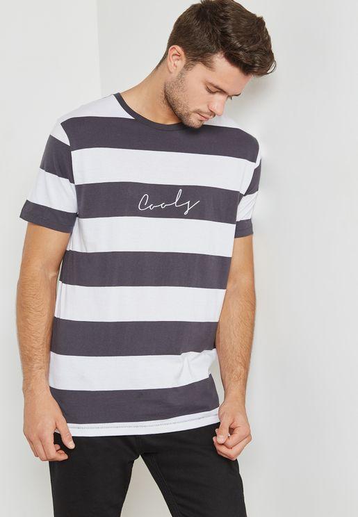 Script Embo T-Shirt