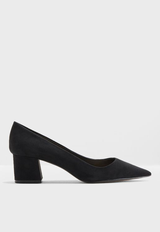 Sally1 Pointed Pump