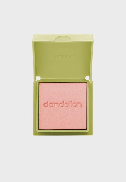 Dandelion Blush Powder