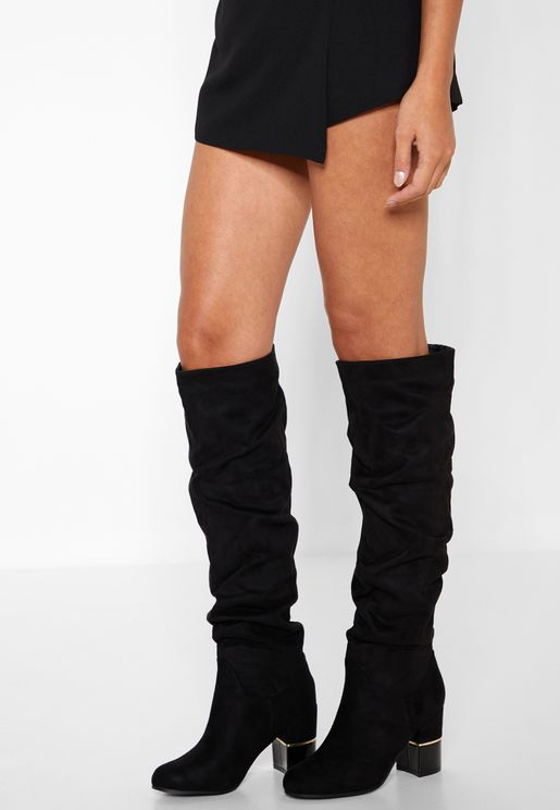 Yaza Knee Boot