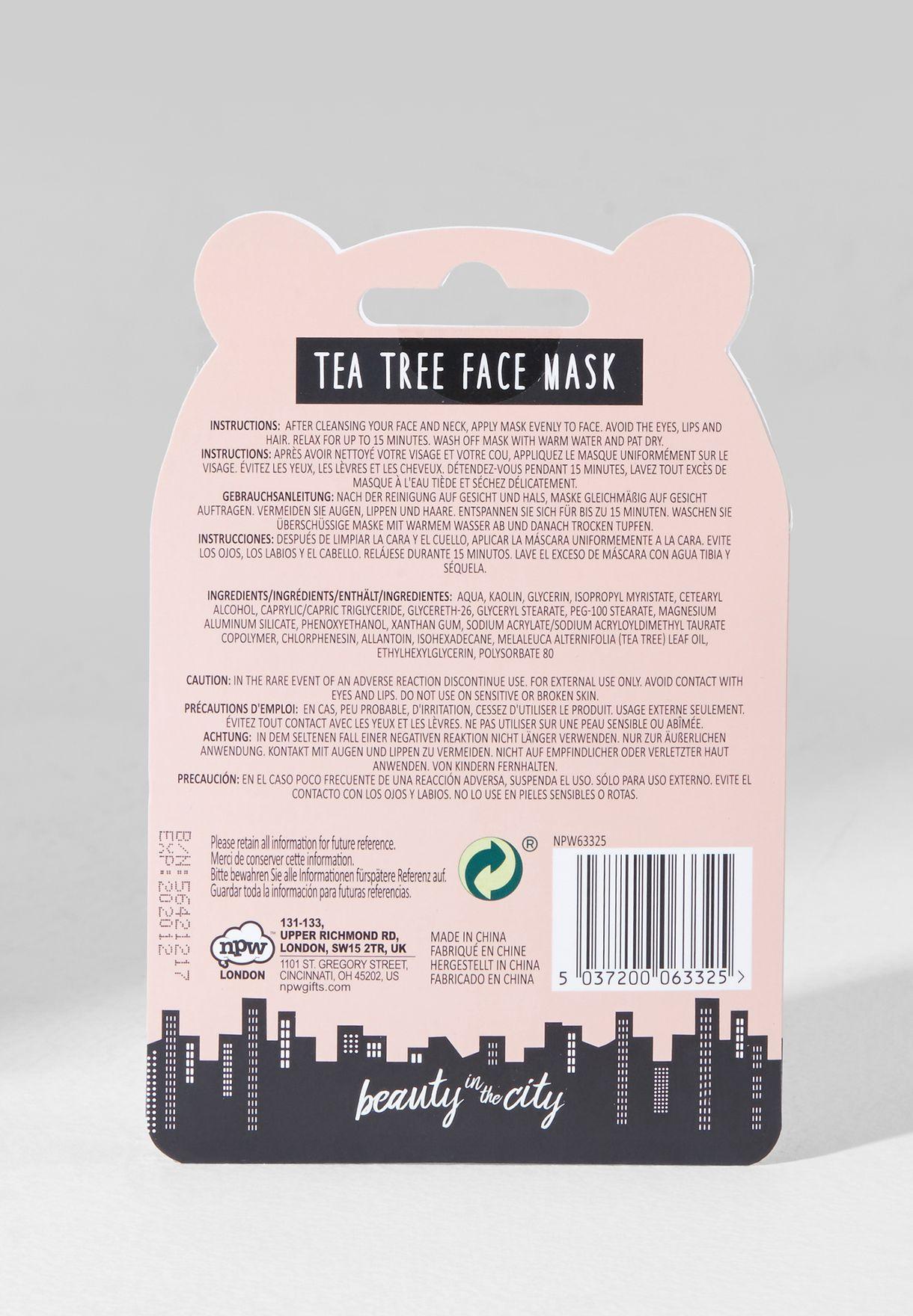 Tea Tree Pod Mask