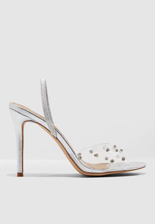 Slingback Heel Sandal