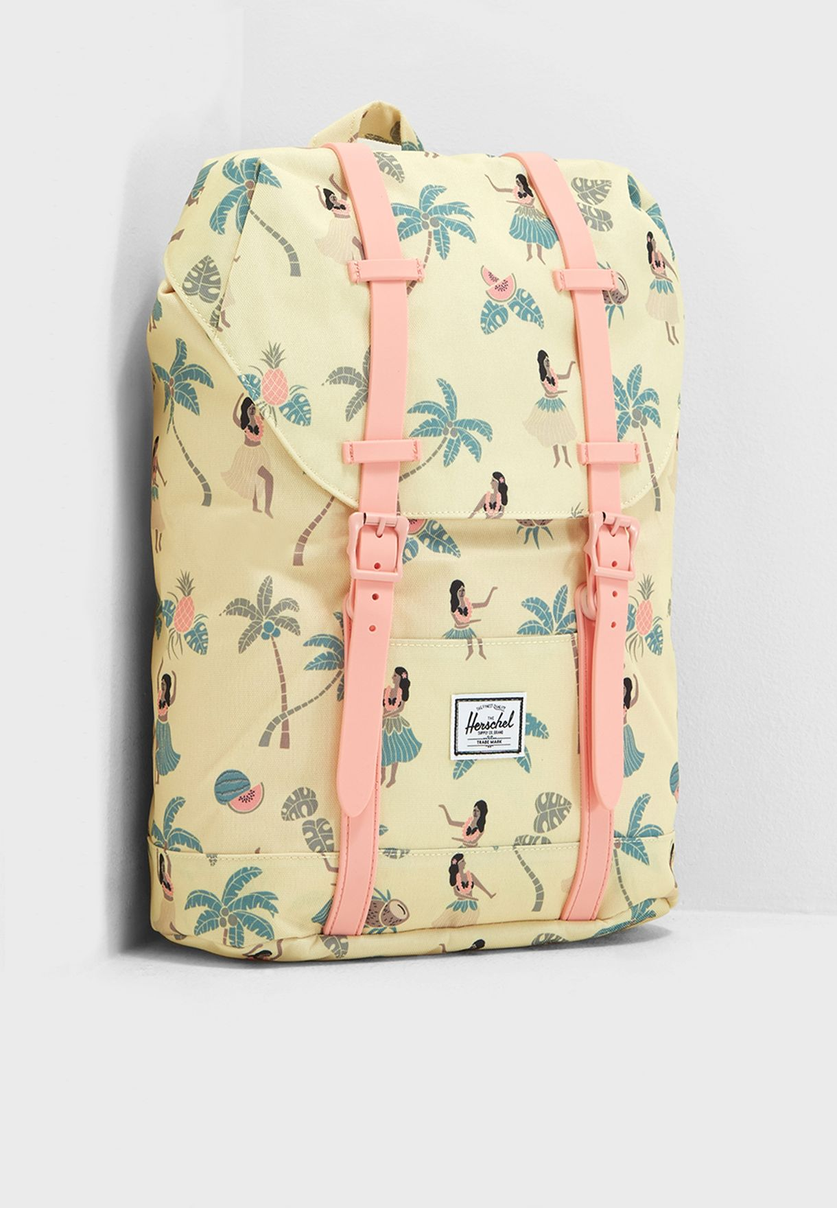 Shop Herschel prints Retreat Youth Backpack 10248-01910-OS for Kids ... 6beb1cec55