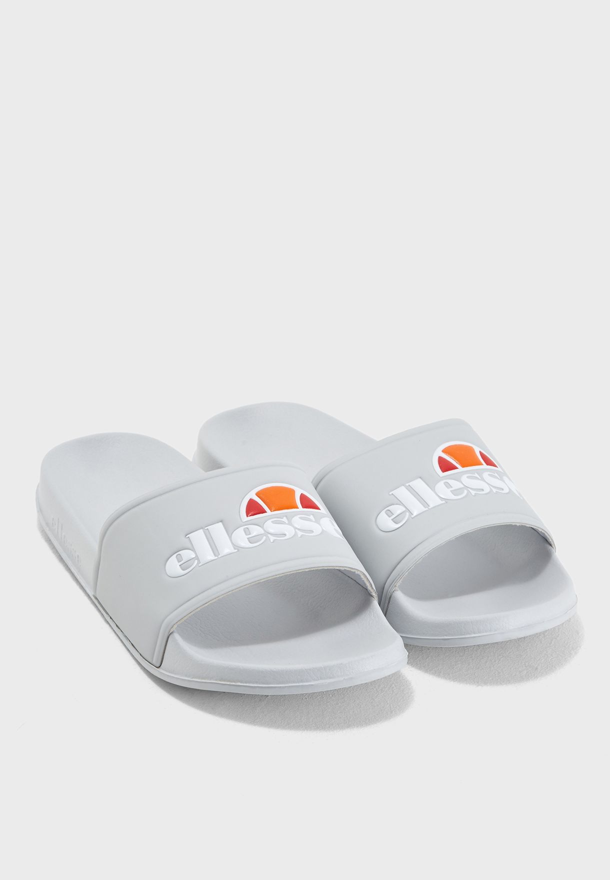 feafb1b73de0 Shop Ellesse white Fillipo Slides SHFW0343 for Men in UAE - EL250SH84RYD