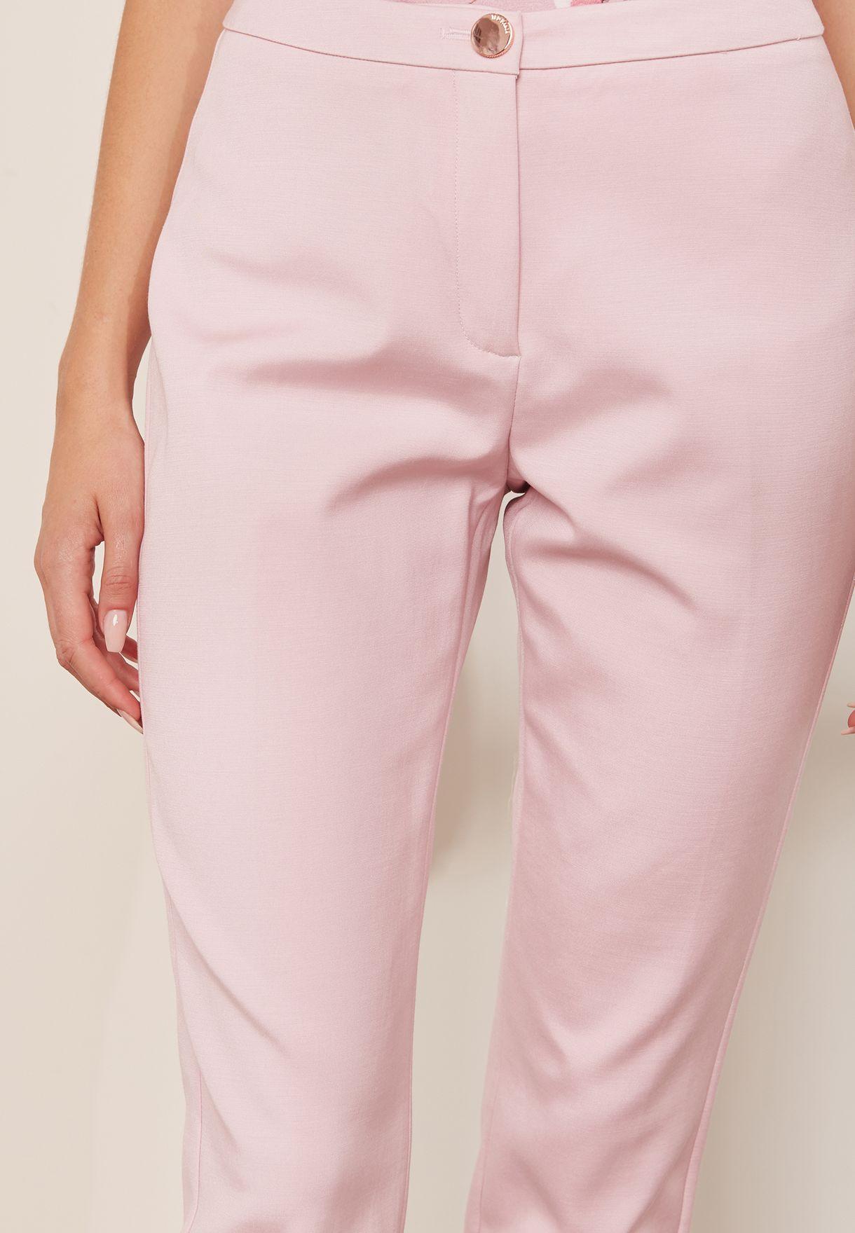 Bow Detail Pants