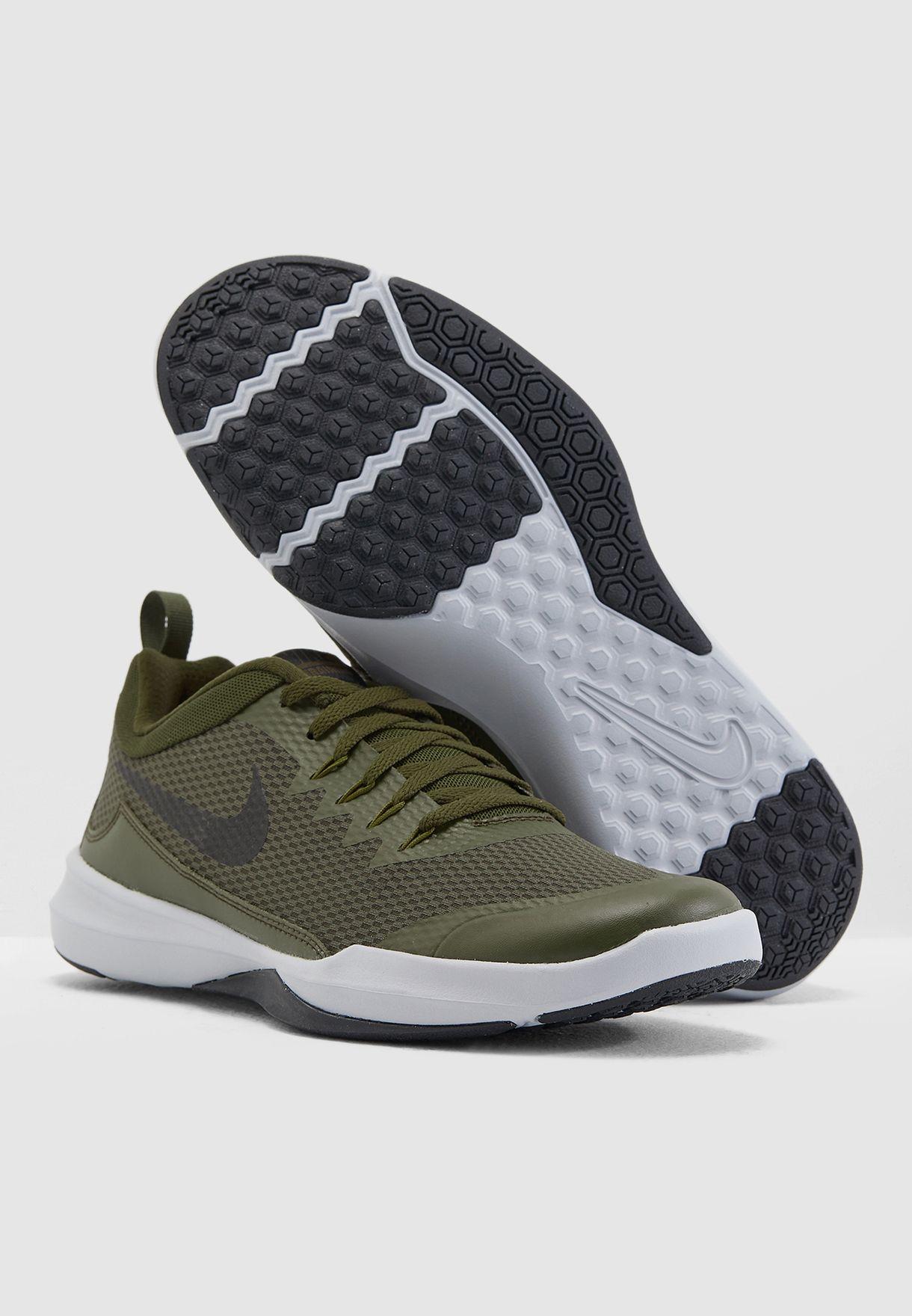b1ccaeb2f51ce Shop Nike green Legend Trainer 924206-300 for Men in Saudi ...