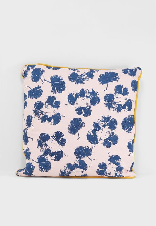 Floral Cushion Insert Included