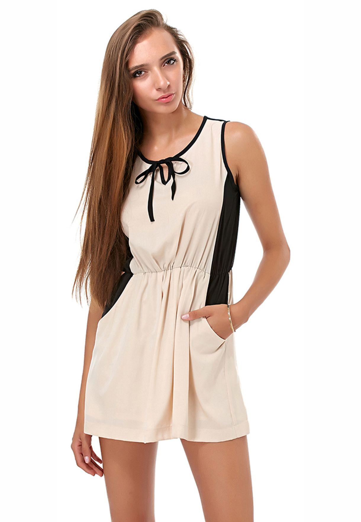 فستان بكتل الالوان