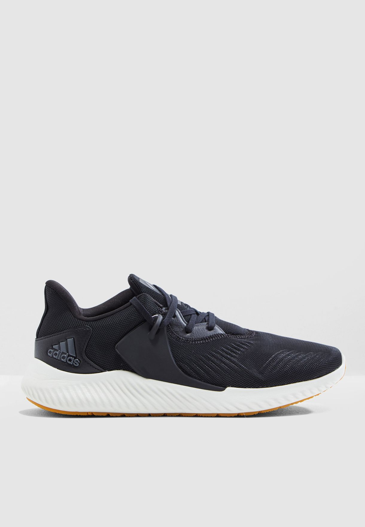 534ee58bd7824 Shop adidas black Alphabounce RC 2 M D96524 for Men in UAE ...