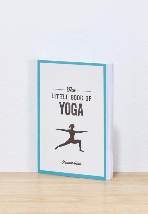 """كتاب """"الكتاب الصغير لليوجا"""""""