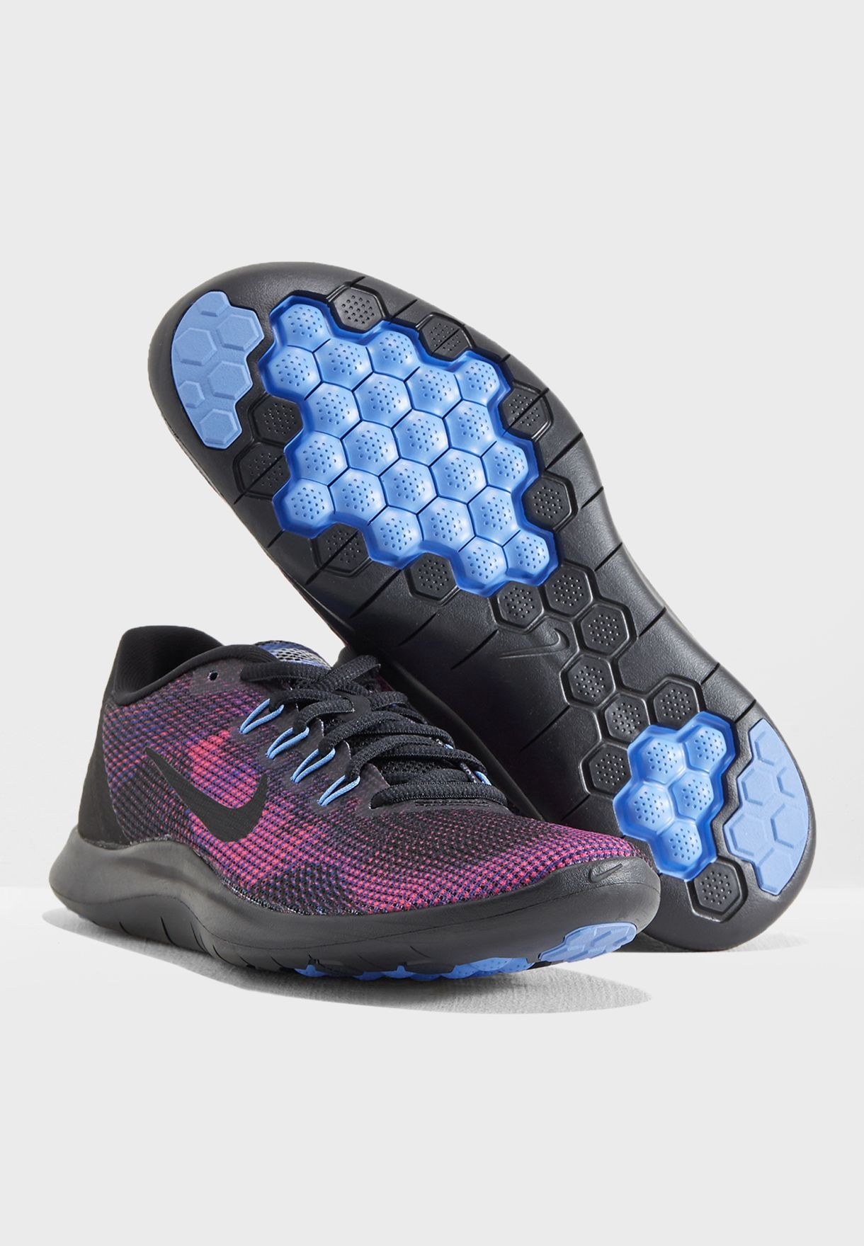 c43cb0b177e Shop Nike prints Flex 2018 RN AA7408-003 for Women in Saudi ...